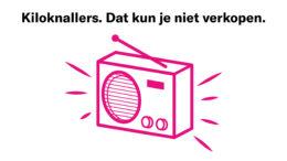 Radiospot kiloknallers