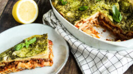 Lasagne – Wakker Dier