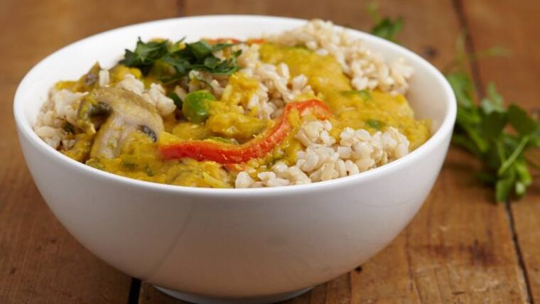 Thaise curry – Wakker Dier