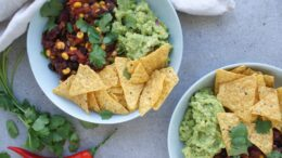 Mexicaanse bowl with guacemole – Wakker Dier