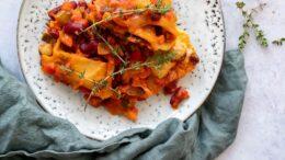 Vega lasagne – zonder zooi