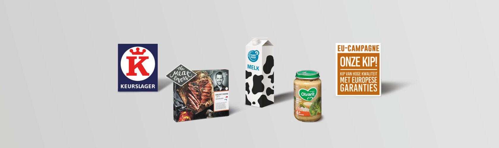 Beeld: merken die zijn genomineerd als Liegebeest